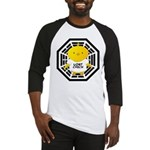 Lost Chick - Dharma Initiative Baseball Jersey