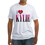 I Heart Kylie Fitted T-Shirt