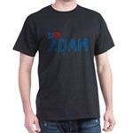 I Heart Adam Dark T-Shirt