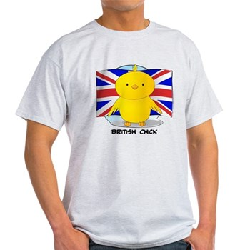 British Chick Light T-Shirt