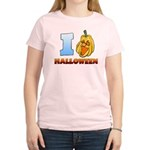 I Love Halloween Women's Light T-Shirt