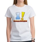 I ! Halloween Women's T-Shirt