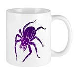 Purple Spider Mug