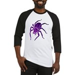 Purple Spider Baseball Jersey