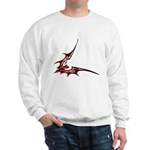 Vampire Bat 1 Sweatshirt