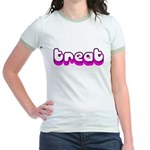 Retro Treat Jr. Ringer T-Shirt