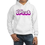 Retro I'm the Treat Hooded Sweatshirt