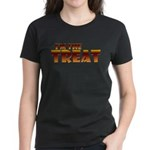 Glowing I'm the Treat Women's Dark T-Shirt