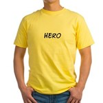 HERO Yellow T-Shirt