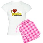 I Heart Peta Murgatroyd Women's Light Pajamas