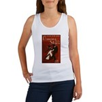 Distressed Retro DWTS Poster Women's Tank Top