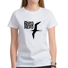 Bird Nerd (Frigatebird) Women's T-Shirt