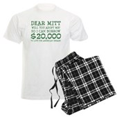 Mitt Will You Adopt Me? Men's Light Pajamas