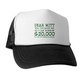 Mitt Will You Adopt Me? Trucker Hat