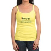 Anti-Romney: Very Poor Jr. Spaghetti Tank