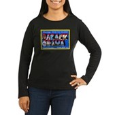 Greetings from the President Women's Long Sleeve D