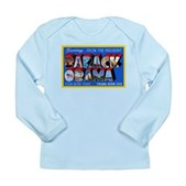Greetings from the President Long Sleeve Infant T-