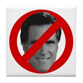 No Mitt Tile Coaster