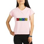 Teacher made of Elements colors Performance Dry T-Shirt