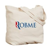 Anti-Romney Robme Tote Bag