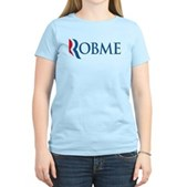 Anti-Romney Robme Women's Light T-Shirt