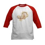 Summer of Love Kids Baseball Jersey