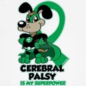 Cerebral Palsy Is My Superpower Baseball Jersey