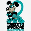 Tourette's Superpower Women's Long Sleeve T-Shirt