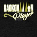 Backgammon Shirt - Backgammon Player Tee S T-Shirt