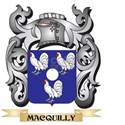 Macquilly Coat of Arms - Family Crest T-Shirt