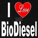 I Love BioDiesel (Front) T-Shirt