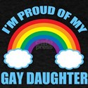 Gay Daughter T-Shirt