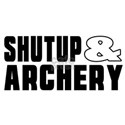 Shut Up And Archery White T-Shirt