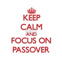 Keep Calm and focus on Passover T-Shirt