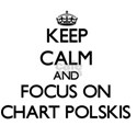 Keep calm and focus on Chart Polskis T-Shirt