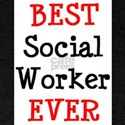 best social worker T-Shirt
