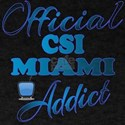 Official CSI Miami Addict T-Shirt