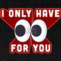 Emoji Only Eyes for You T-Shirt
