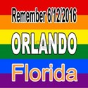 Remember 6/12/2016 Orlando, Florida T-Shirt