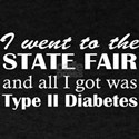 Type II Diabetes State Fair T-Shirt