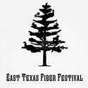East Texas Fiber Festival Logo Long Sleeve T-Shirt
