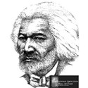 Frederick Douglass White T-Shirt