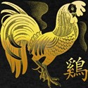 Chinese Zodiac Rooster T-Shirt
