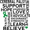Cerebral Palsy Support T-Shirt