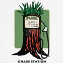 Grass Station Baseball Jersey