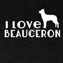 I Love Beauceron T-Shirt