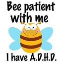 I Have ADHD Be Patient Shirt