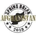 Spring Break Afghanistan 2018 T-Shirt
