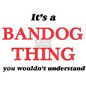 It's a Bandog thing, you wouldn't T-Shirt