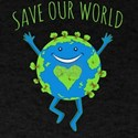 Save Our World - Earth Day T-Shirt